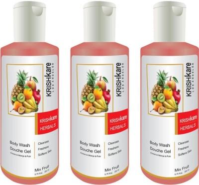 Krishkare Mix Fruits Body Wash Douche Gel