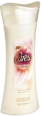 Caress Endless Kiss Creamy Vanilla & Sandalwood Silkening Pack of 3
