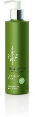 Madara Refreshing Body Wash with Peppermint & Algae-Natural Certified by Ecocert