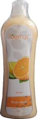 Berrys Spa Citrus Body Wash