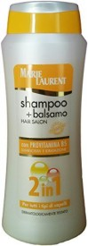 "Marie Laurent Laurent: ""2in1"" Shampoo and Conditioner with Pro-vitamin B5 * 10.1 Fluid Ounce (300ml) Bottle * [ Italian Import ](295 g)"