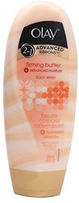 Olay Advanced Ribbon Firming Butter Plus Moisture Body Wash