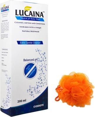 Lucaina Neutral pH Body Wash