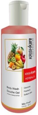 Krishkare Mix Fruit Body Wash Douche Gel