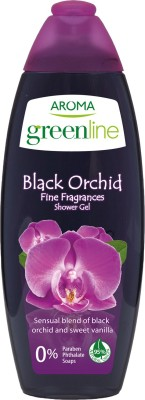 Aroma Care Black Orchid Shower Gel