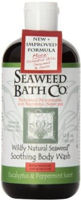 The Seaweed Bath Co. Seaweed Bath Co Wildly Natural Seaweed Eucalyptus Mint liquid