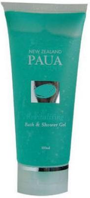 Wild Ferns New Zealand Paua Revitalising Bath & Shower Gel