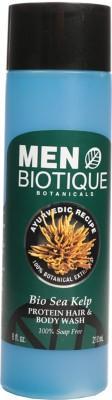 Biotique Men Bio Sea Kelp Protein Hair & Body Wash
