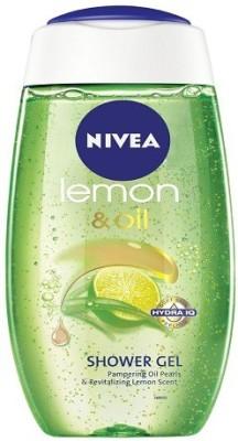 Nivea Bath Care Lemon & Oil Shower Gel 250 ml
