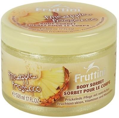 Fruttini Pineapple Prosecco Body Sorbet