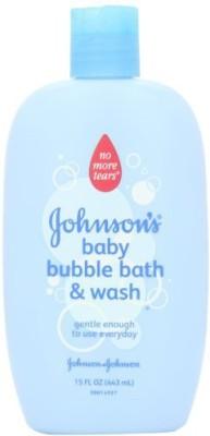Johnson & Johnson Johnson's Baby Bubble Bath and Wash