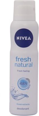 Nivea Nivea Fresh Natural Spray - For Women Body Spray  -  For Women
