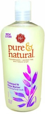 Pure & Natural Oatmeal and Shea Butter