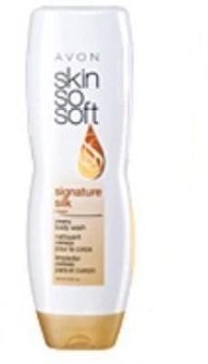 Avon Skin So Soft Signature Silk Creamy