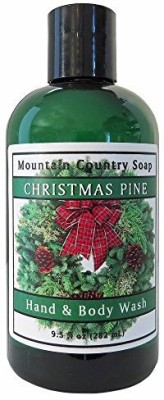 Mountain Country Soap Christmas Pine