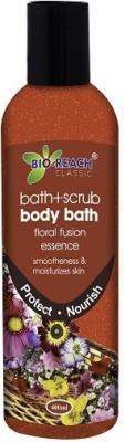 BIO REACH FLORAL FUSION ESSENCE BATH SCRUB