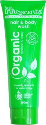 Little Innoscents Organic Hair & Body Wash