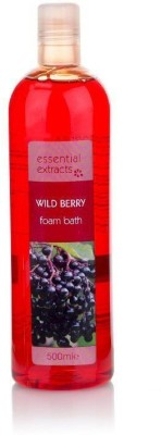 Essential Extracts Wild Berry Foam Bath