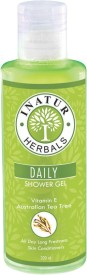 Inatur Herbals Daily Shower Gel