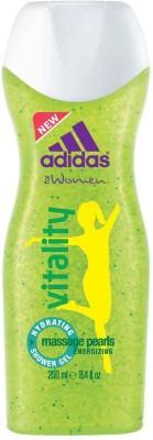 Adidas Vitality Hydrating Massage Pearls Energising(250 ml)