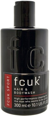 FCUK Sport Hair & Body Wash