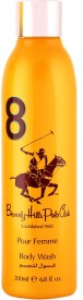 Beverly Hills Polo Club No. 8 Sports Body Wash