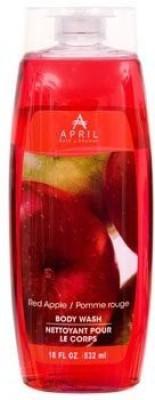 April Bath & Shower Red Apple Scent