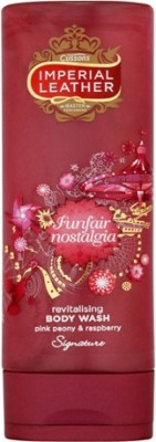 Imperial Leather Funfair Nostalgia Revitalising Body Wash Pink Peony & Raspberry Signature