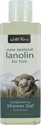 Wild Ferns Lanolin for Him Invigorating Shower Gel