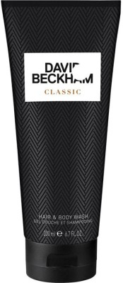 David Beckham Classic Hair & Body Wash
