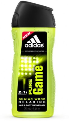 Adidas Pure Game Shower Gel(250 ml)