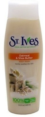 St. Ives St Ives Oatmeal & Shea Butter 2 Pack