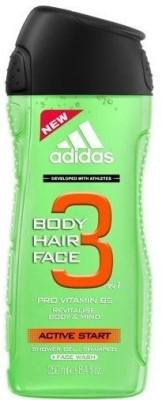 Adidas Active Start Shower Gel