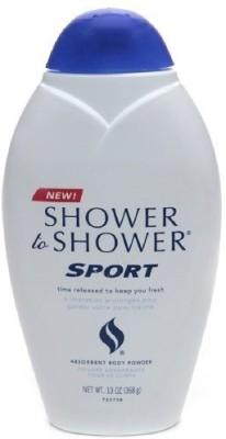 Shower To Shower Absorbent Body PowderSport