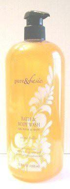Pure & Basic Me Brulee Bath Body Wash(999.466 ml)