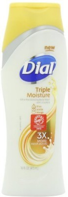 Dial Triple Moisture Pack of 3
