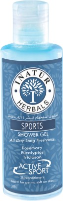 Inatur Herbals Sports Shower Gel