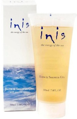Fragrances of Ireland Inis The Energy of The Sea Seaweed Enriched Bath and Fluid