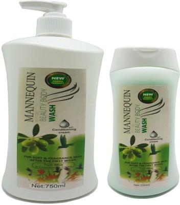 Mannequin 2 Olive Body Wash