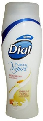 Dial Bodywash Yogurt Vanilla Honey 6 Pack