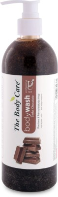 the body care Chocolate wash