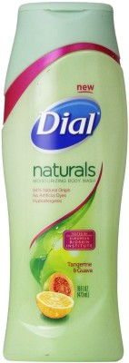 Dial Naturals Moisturizing Body Wash