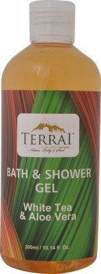 Terrai White Tea & Aloe Vera Shower Gel