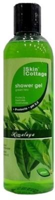 Skin Cottage Himalaya Green Tea Shower Gel (Made In Malaysia)