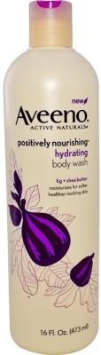 Aveeno ACTIVE NATURALS POSITIVELY NOURISHING HYDRATING BODY WASH