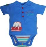 FS Mini Klub Baby Boys Blue Bodysuit