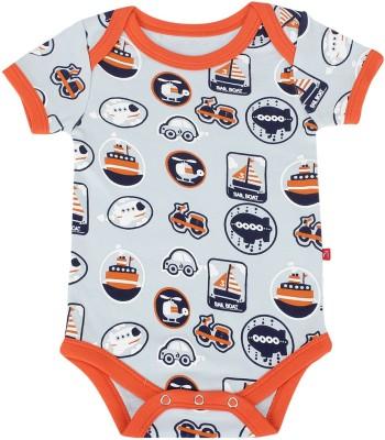 Nino Bambino Baby Boy's Natural Sleepsuit