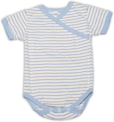 Nino Bambino Baby Boy's Blue Bodysuit