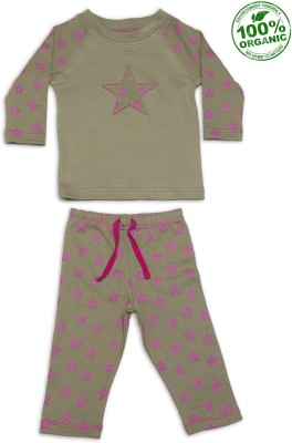Nino Bambino Baby Boy's Pink Sleepsuit