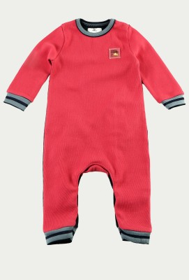Cherry Crumble California Baby Boy's Blue Bodysuit